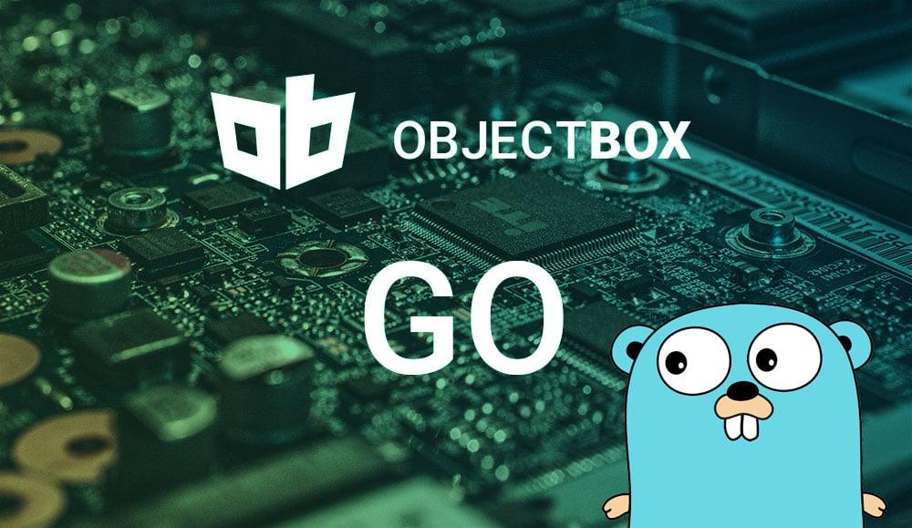 Go, ObjectBox Golang! - ObjectBox