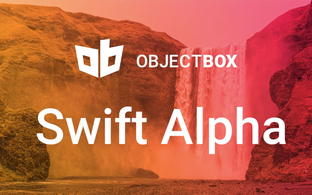 ObjectBox Swift for iOS and macOS