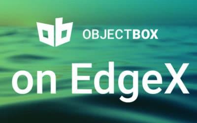 ObjectBox EdgeX Release (Beta)