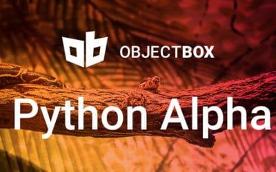 ObjectBox Python Alpha