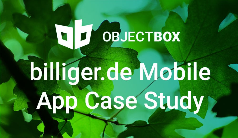 billiger.de Mobile App Case Study