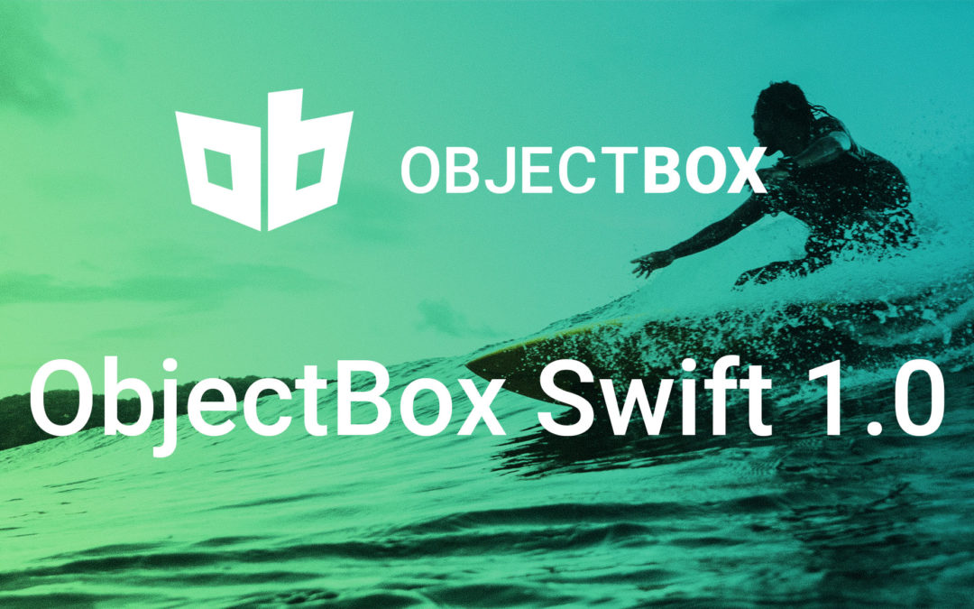 The swift iOS database – ObjectBox Swift 1.0 Released