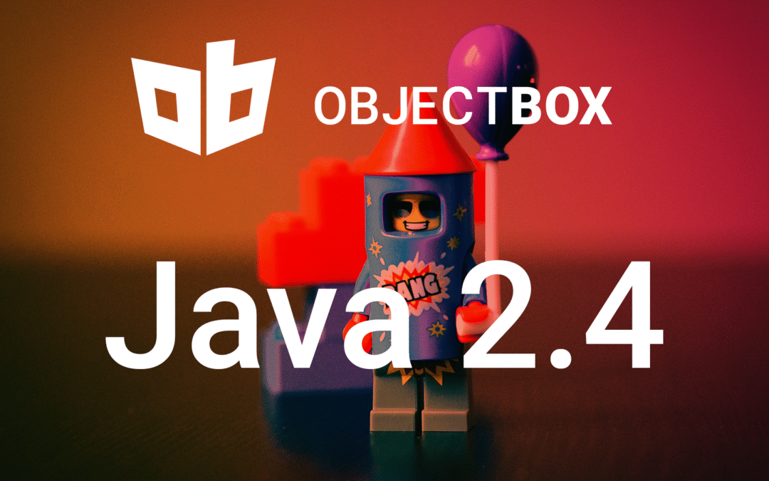 ObjectBox Java 2.4