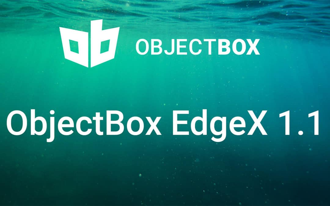 ObjectBox EdgeX v1.1 – database with ARM32 support