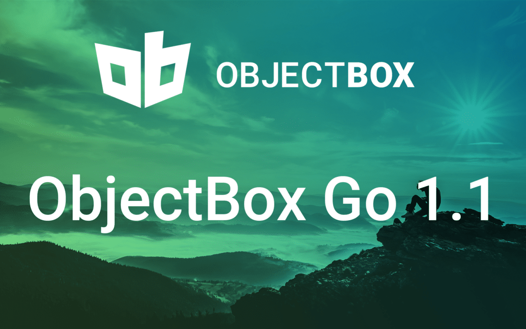 ObjectBox Go 1.1