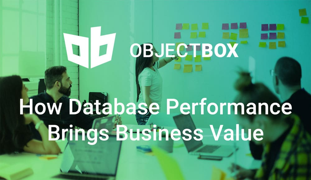 Connecting database performance and business value – a fast edge database is a money saver