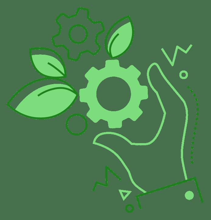 sustainability on the edge