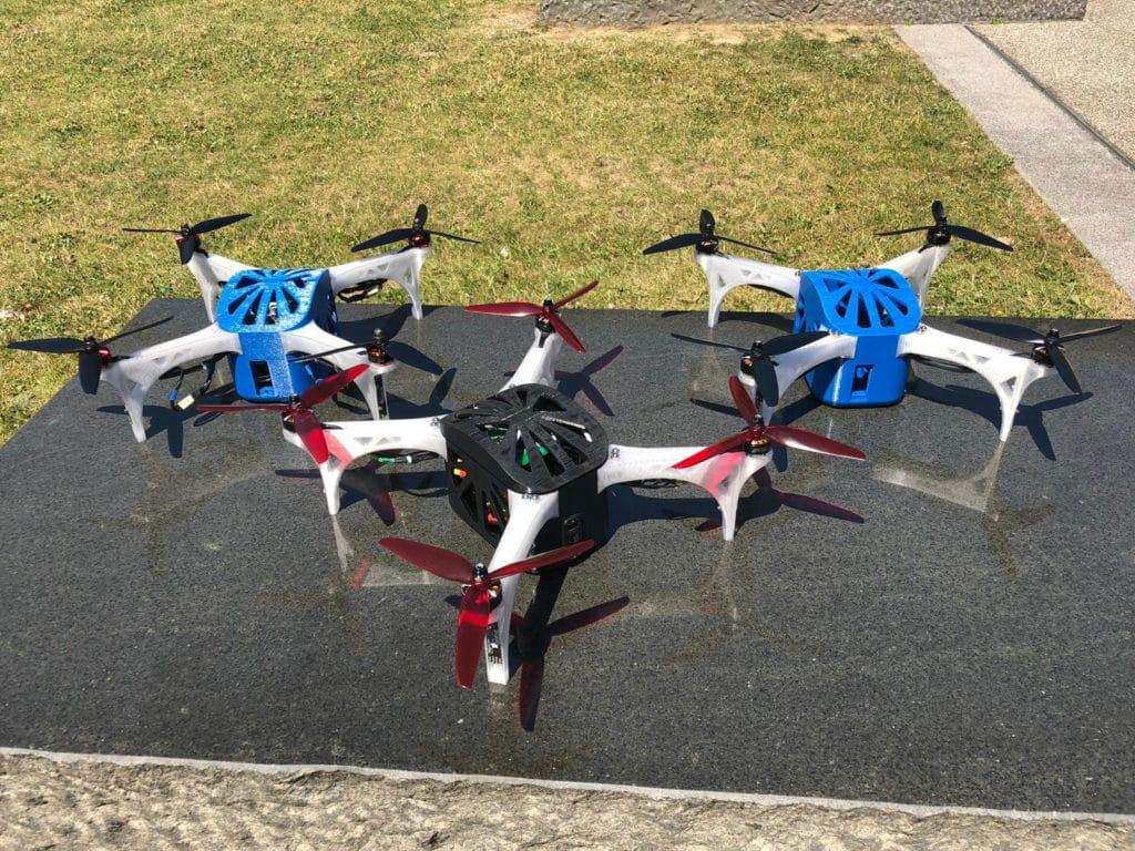 sync drone