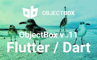 ObjectBox Dart/Flutter v0.11 Database: Performance & Relations