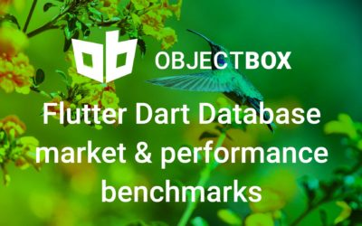 Flutter databases –  sqflite, hive, ObjectBox, and Moor