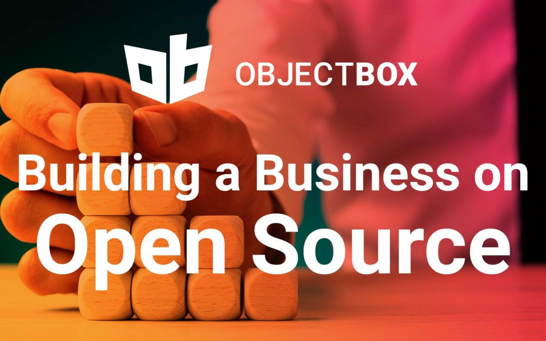 Building a Business on Open Source